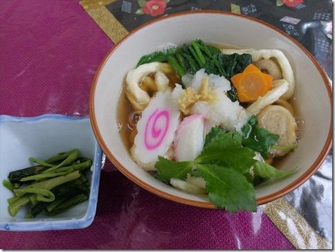 山梨食その3 研考練で新食感吉田のうどん「揚げだしうどん」の編@富士山駅付近