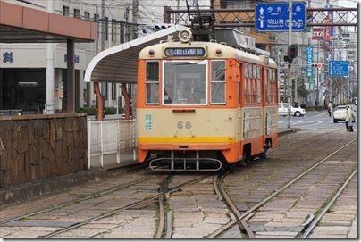 松山旅2015/02 松山空港から松山市内に移動するの編