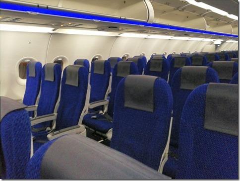 鳥取旅2017/07 米子発羽田行き・全日空NH390便 新機材のエアバス「A321ceo」搭乗記