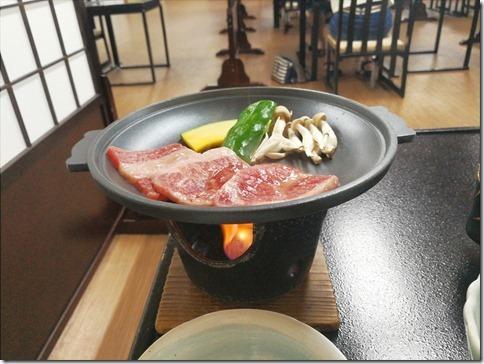 鳥取旅2017/07 皆生温泉・三井別館にておひとり様のご夕食2日目の編