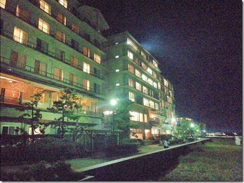 鳥取旅2017/07 夜の皆生温泉を練り歩くの編