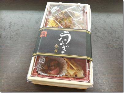 羽田空港の空弁「日本エアポートデリカ・うなぎ弁当2017」
