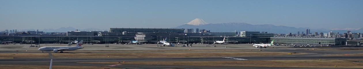 地滑小心な羽田空港ブログ